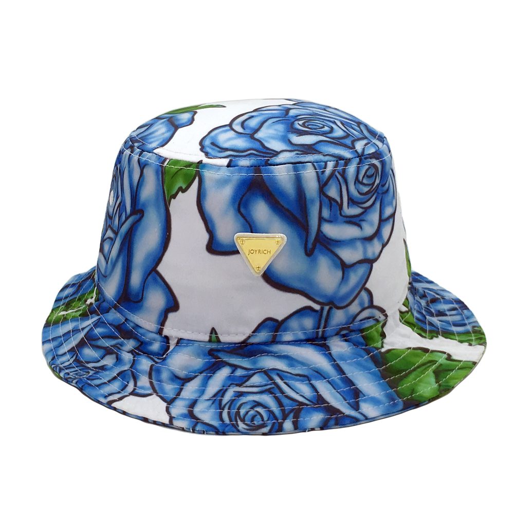Custom Medal Patch Bucket Hat