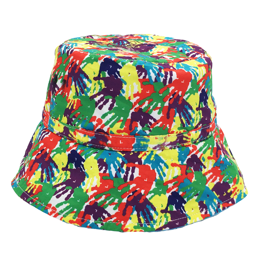Custom Print Bucket Hat
