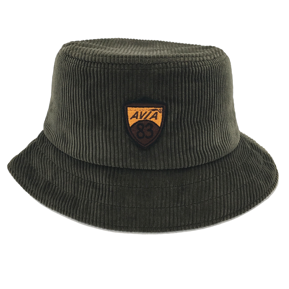 Custom Embroidery Patch Bucket Hat