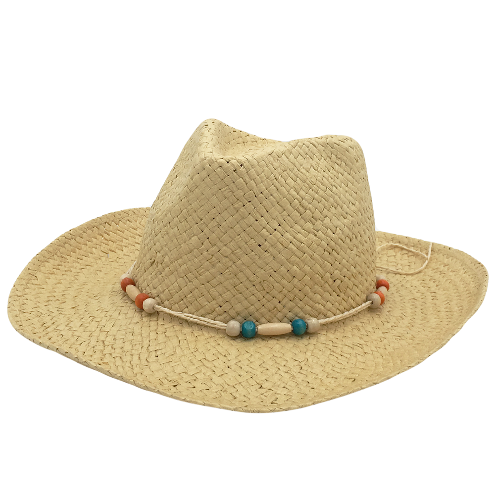 Custom Accessory Straw Hat