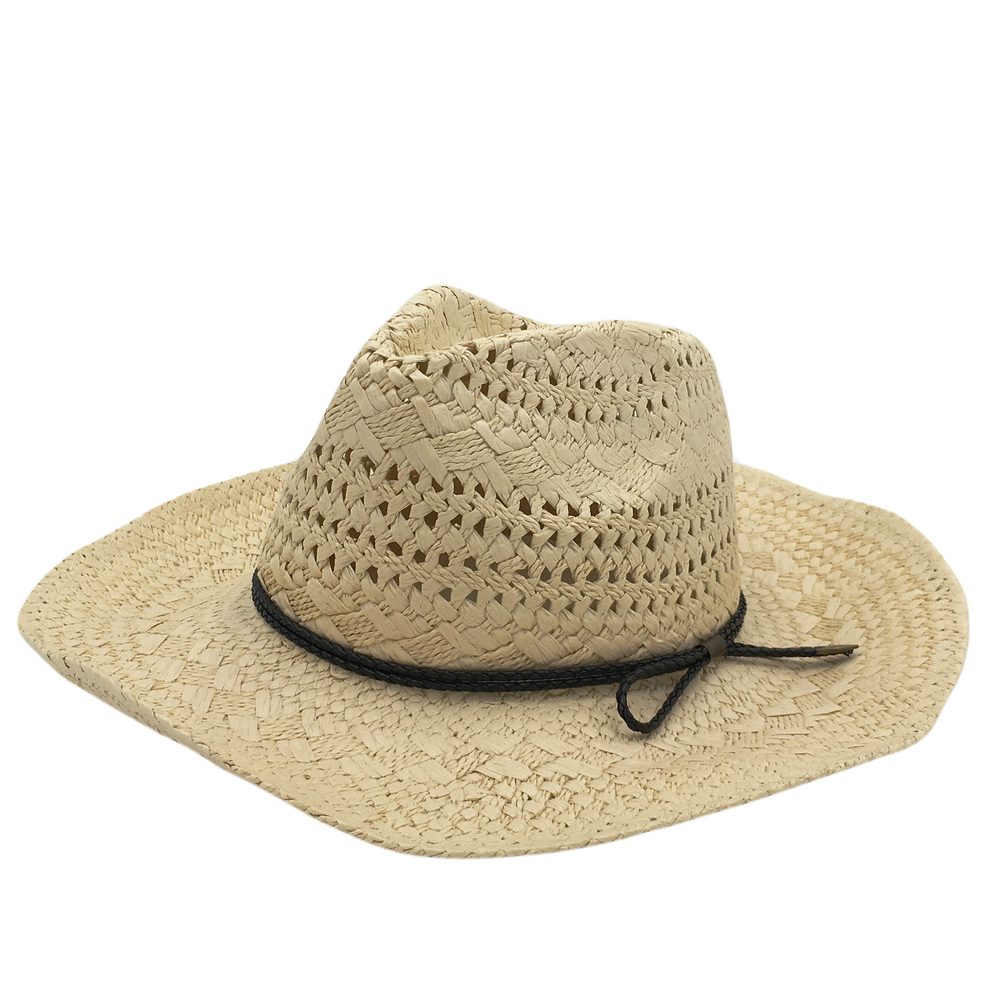 Custom Ribbon Straw Hat