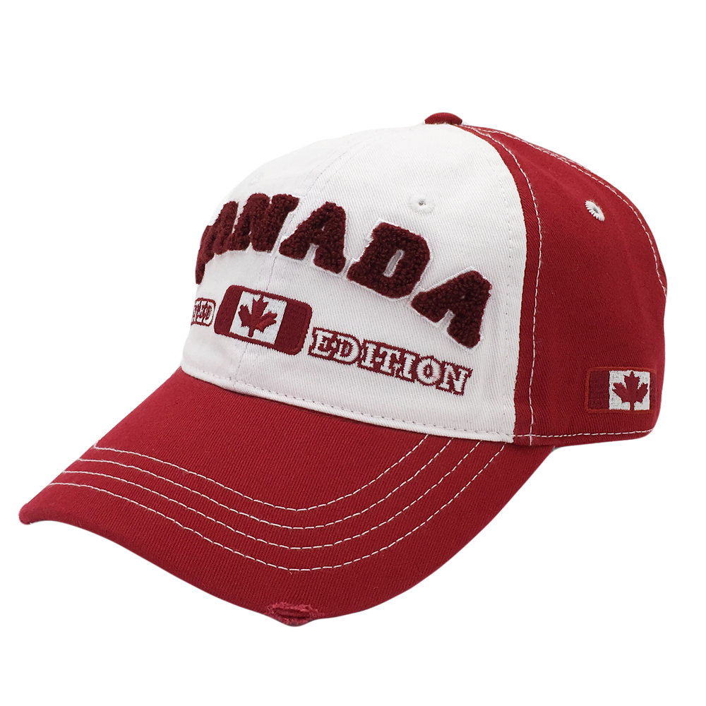 Custom Embroidery Logo 6 Panel Baseball Cap