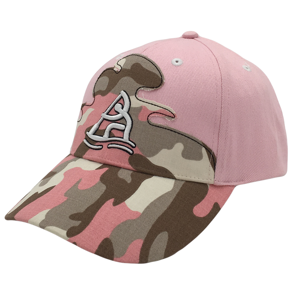 Copy of Copy of Bespoke 3D embroidery 6 Panel Baseball Cap