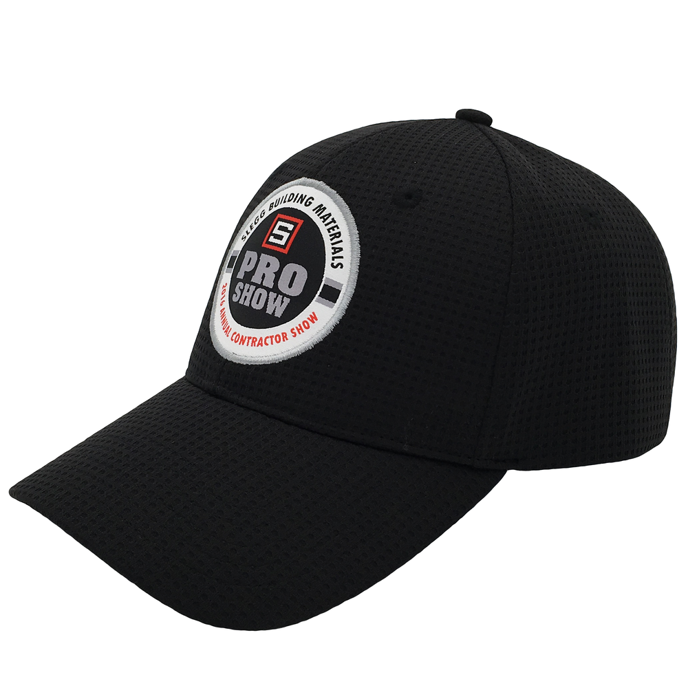 Custom Embroidery Badge Polyester Baseball Cap