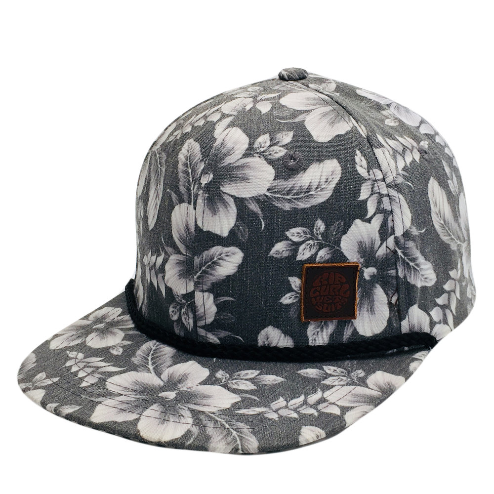 Custom Canvas Print 6 Panel Snapback