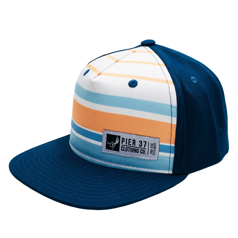 Custom Surfing Design Snapback