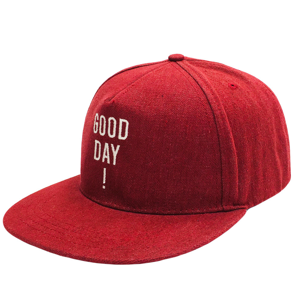 Copy of Copy of Premium Embroidery 5 Panel Snapback