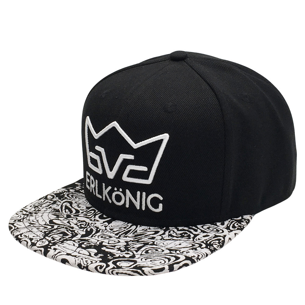 Copy of Copy of Custom Visor Print Snapback
