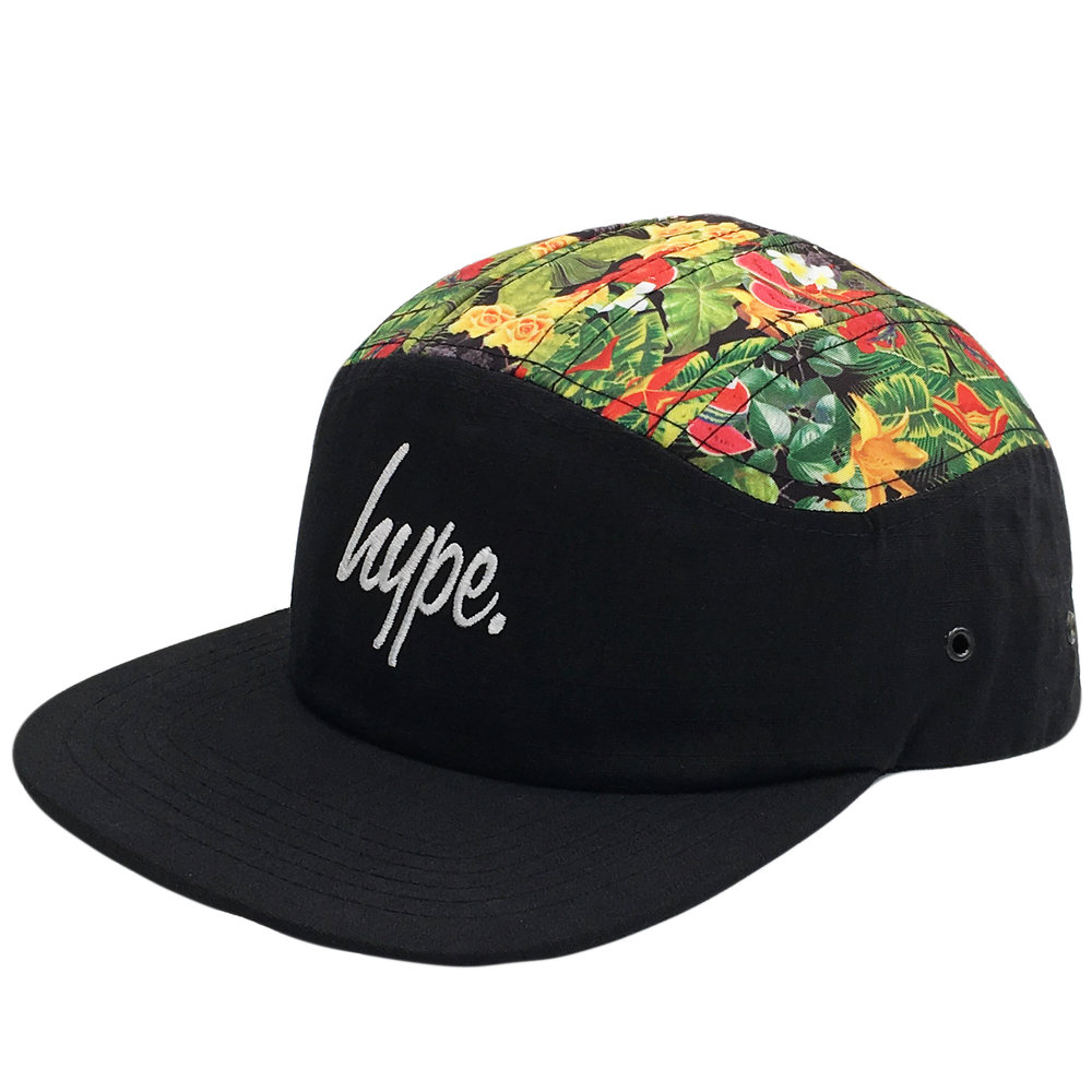 Copy of Copy of Custom Design Canvas Print Camp Hat