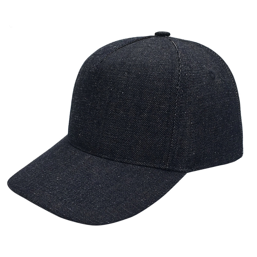 Custom Plain 6-Panel Baseball Cap