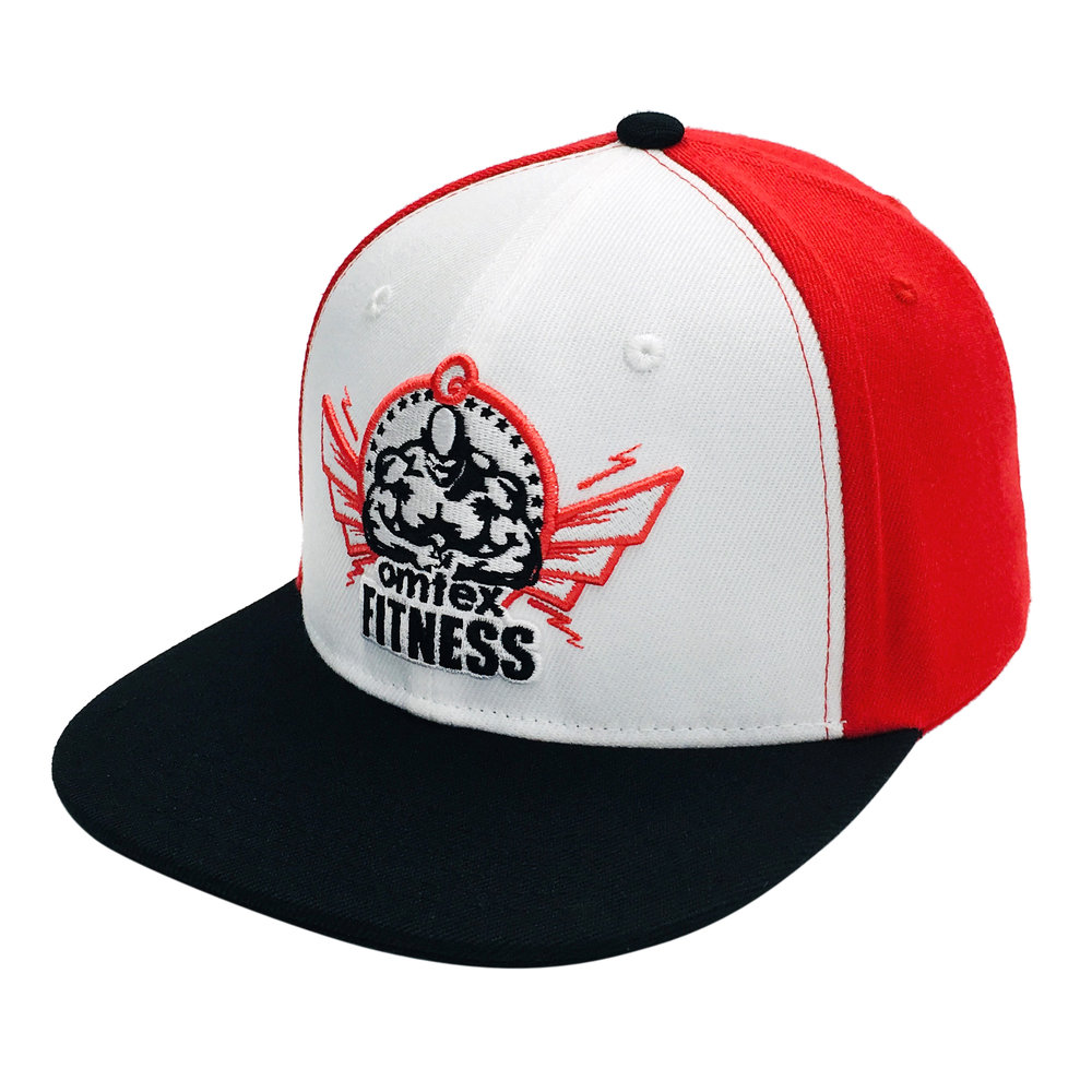 Custom Athletic Company 6 Panel Snapback