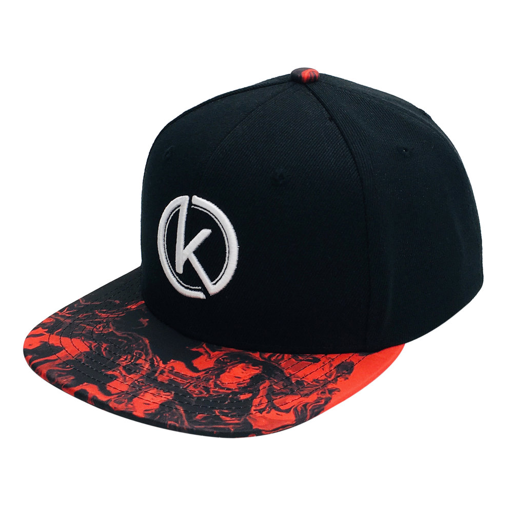Customise Low Minimum Streetwear Design 6 Panel Snapback