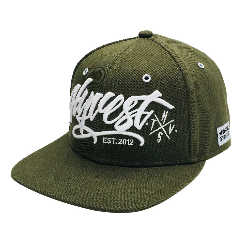Copy of Copy of Custom Hypebeast Streetwear 6 Panel Snapback
