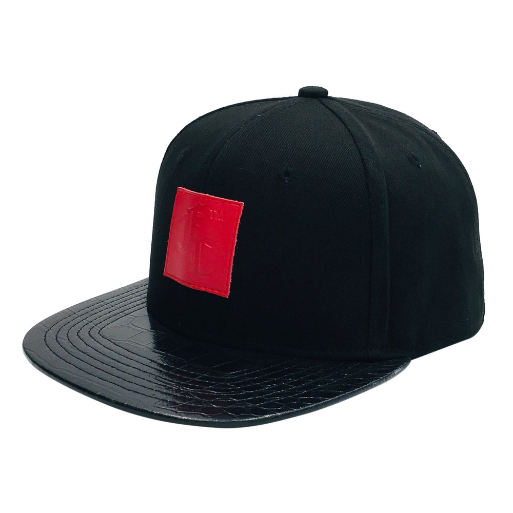 Customise Streetwear Design 6 Panel Snapback
