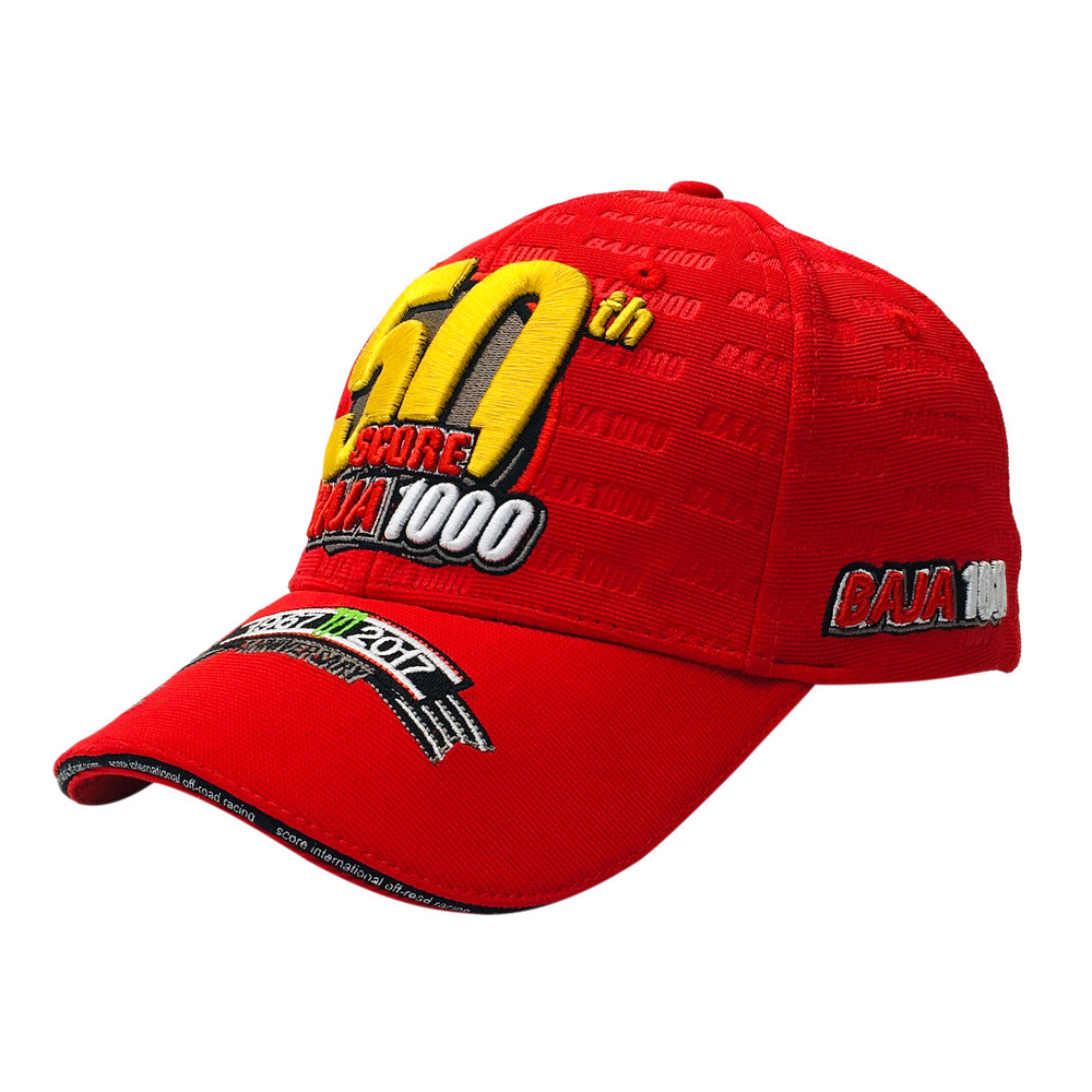 Copy of Copy of Customise Racing Event 6 Panel Baseball Cap