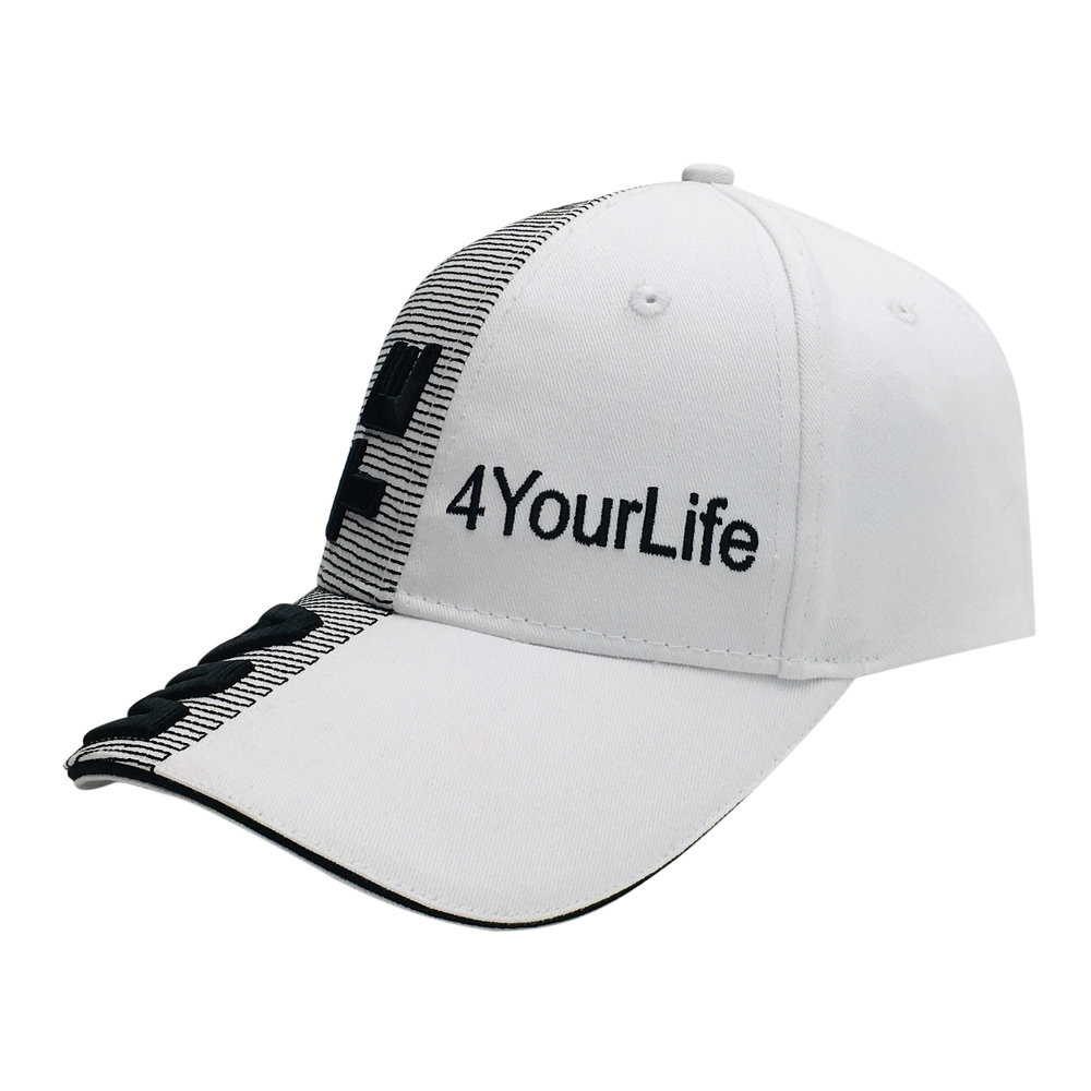 Custom Logo 3D Embroidery 6 Panel Baseball Cap