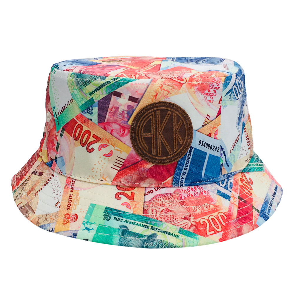 Customise Fashion Brand Design Bucket Hat