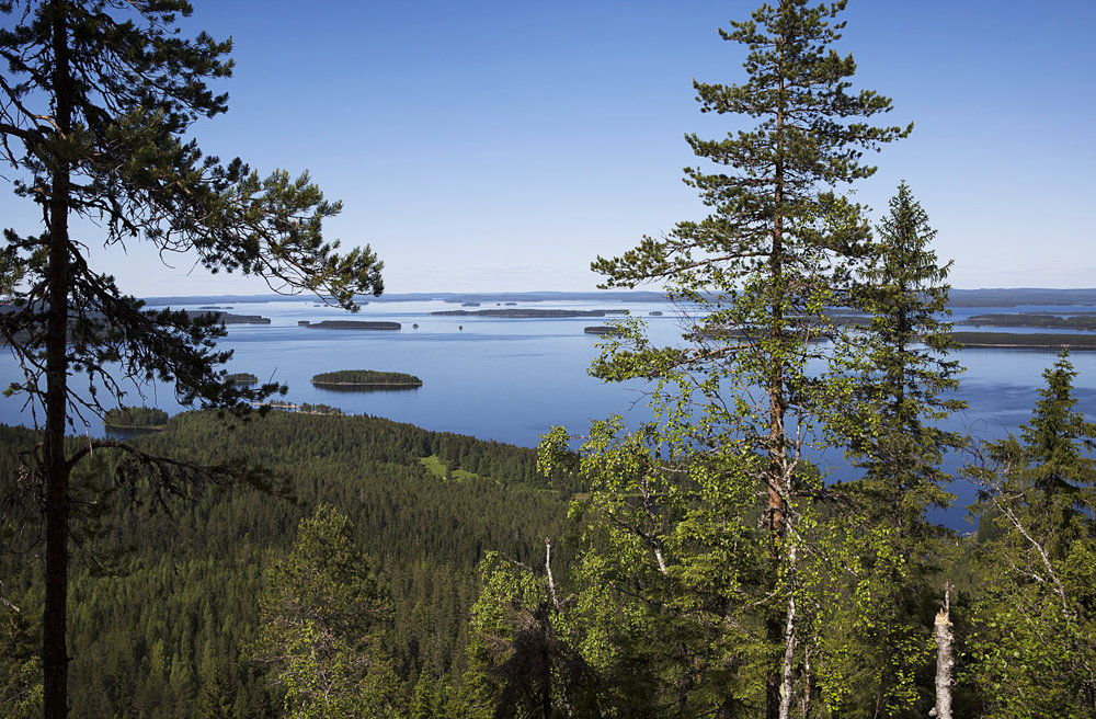 Finland's Best Loved National Landscape