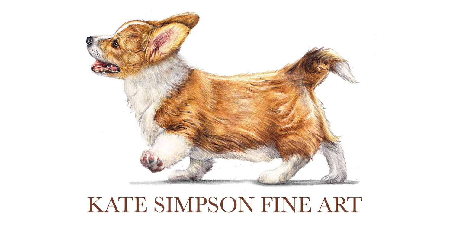 Kate Simpson | Farm Animal, Pet & Wildlife Artist