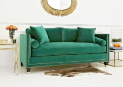 Hatfield Sofa from  Sweetpea and Willow .