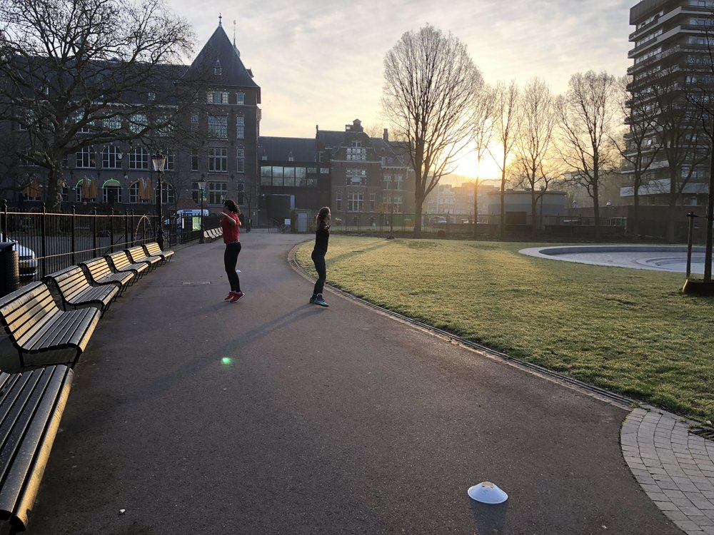 Oosterpark - Fridays 9:15am - 10:15am