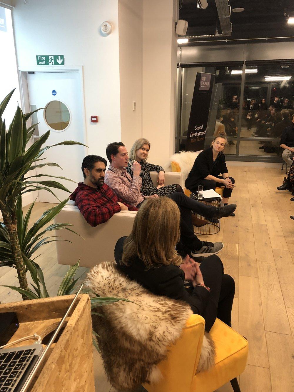 Sound Development - London, February 2019