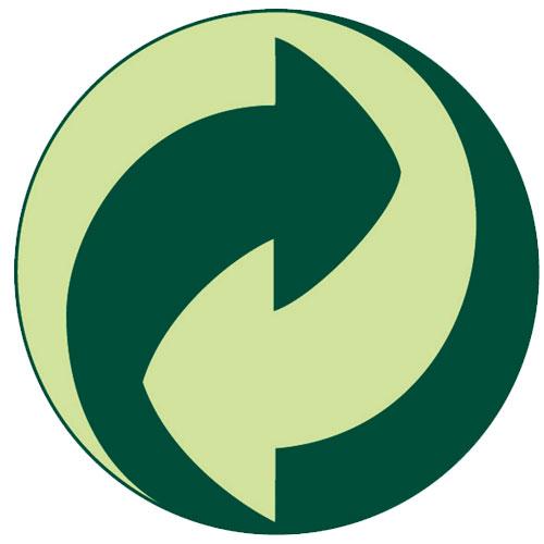 green dot symbol