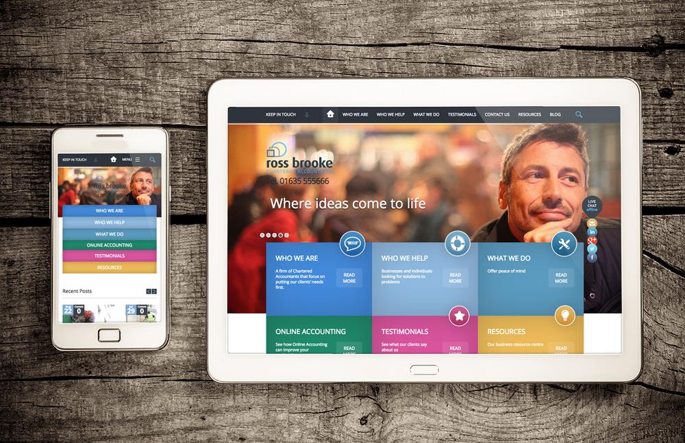 websitedesignforrossbrooke