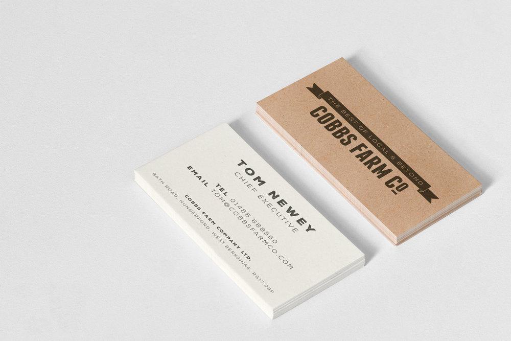 businesscarddesignforcobbsfarm