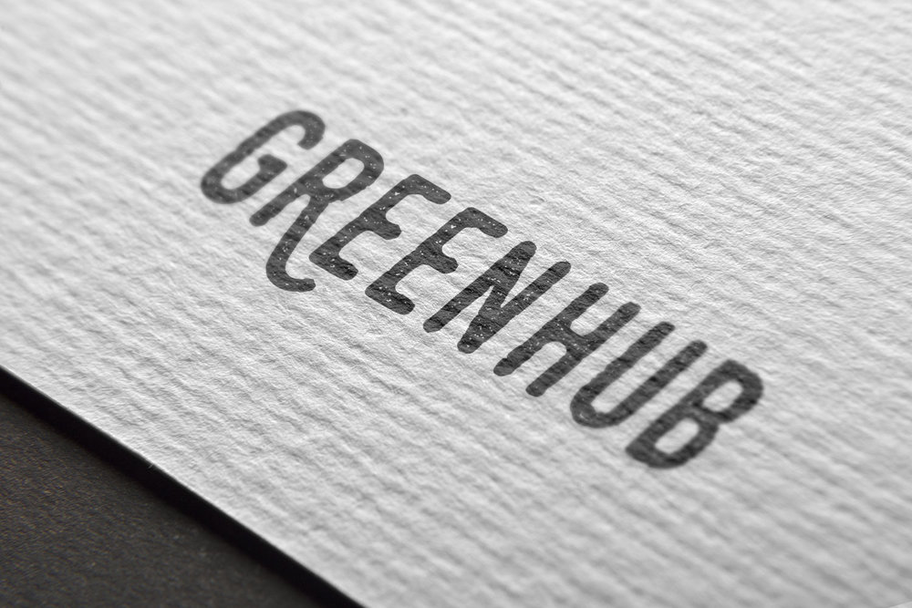 green-hub-branding