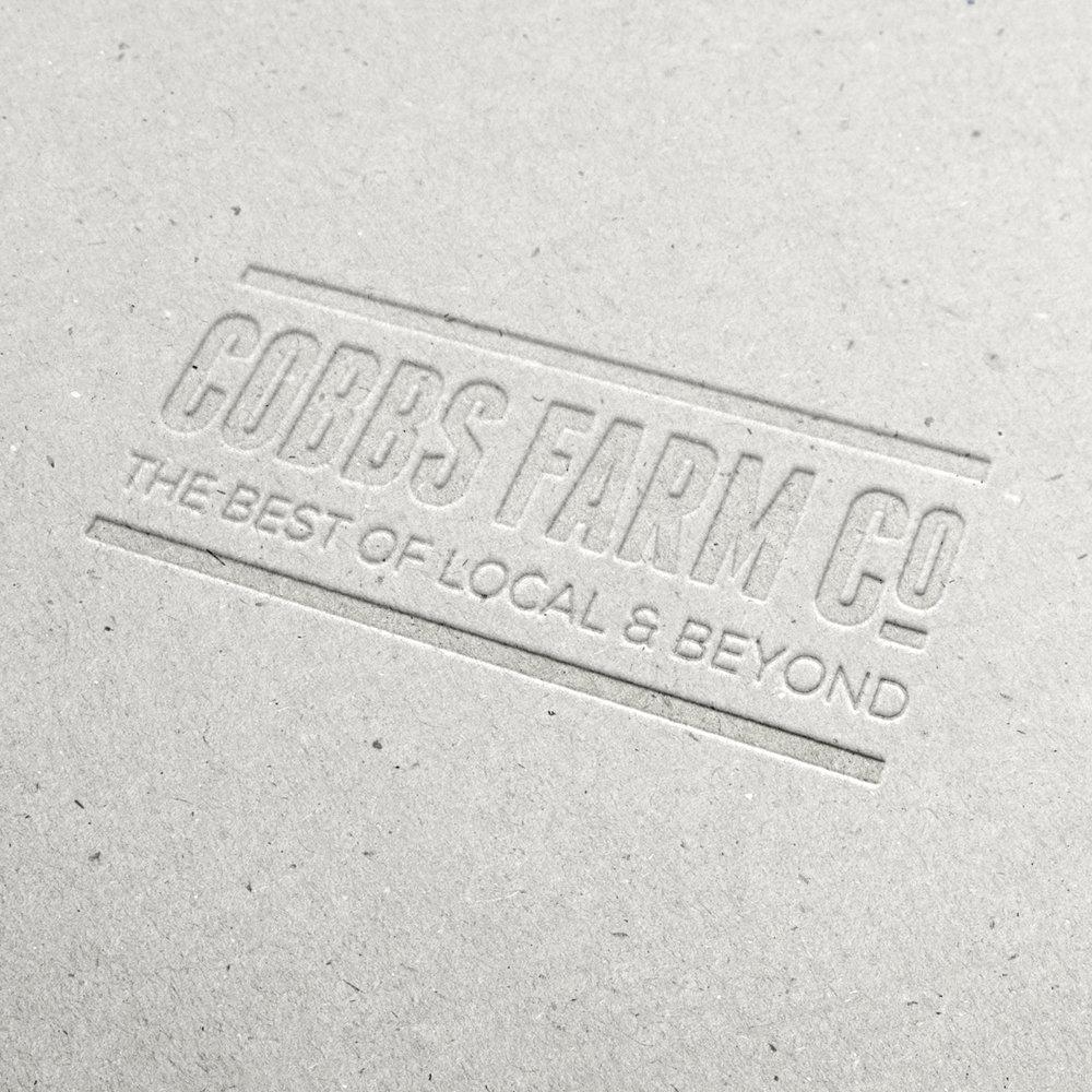 Cobbs Farm Co - Farm shop