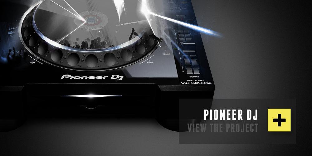 Pioneer DJ Brand