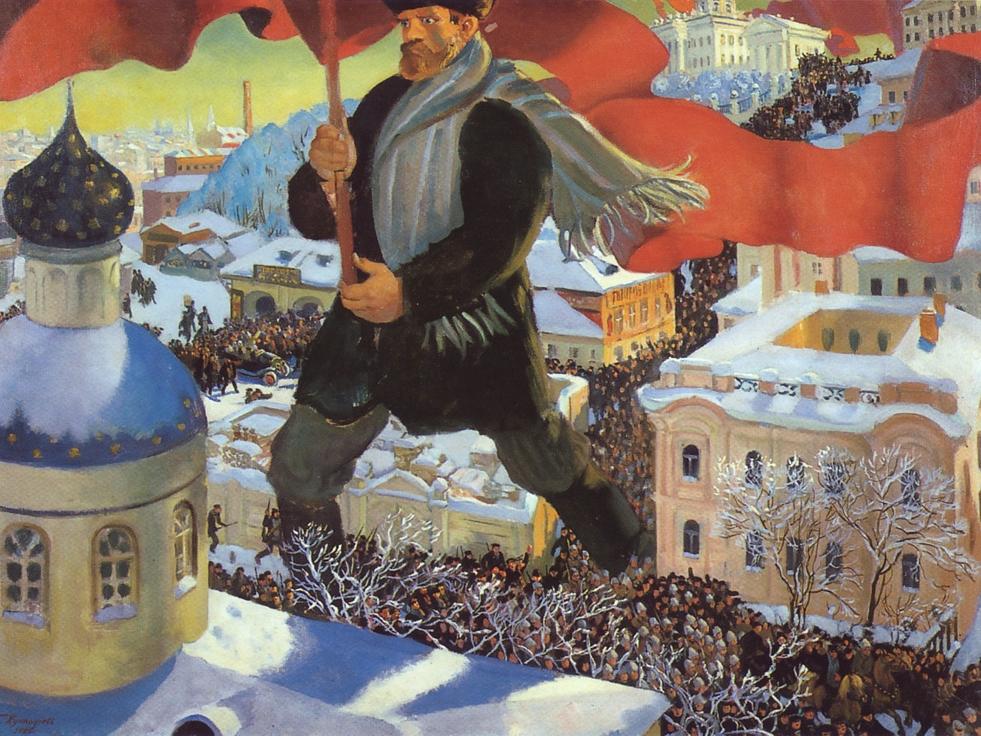 Самая быстрая история русского искусства XX века - Arzamas
