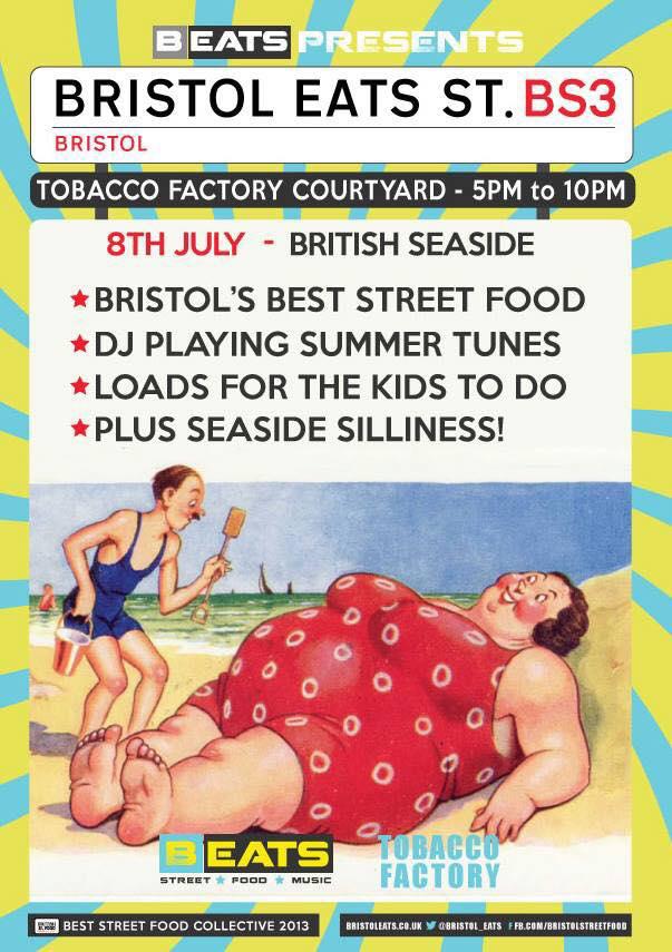 Bristol Eats at The Tobacco Factory, Bristol