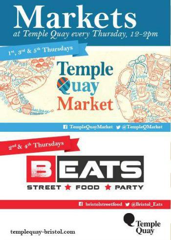 Temple Quay Market Bristol Eats