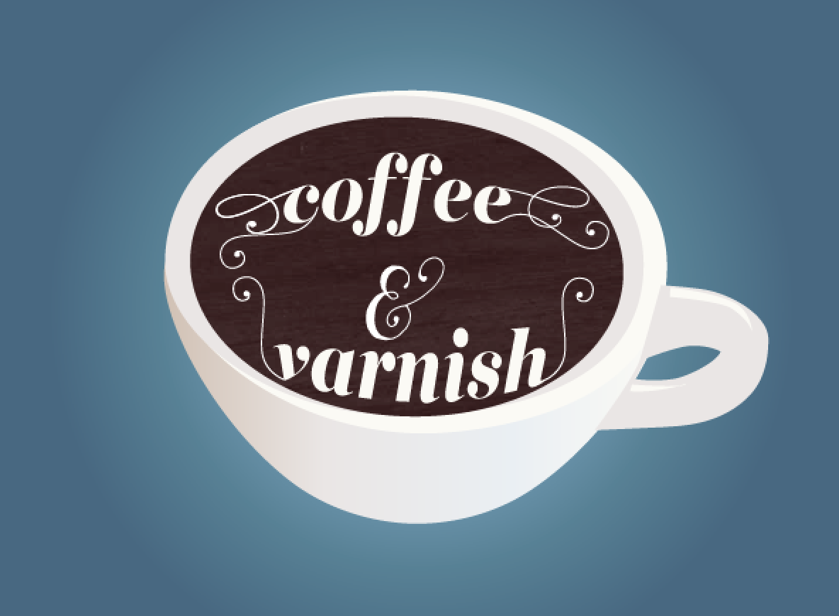 Coffee & Varnish logo