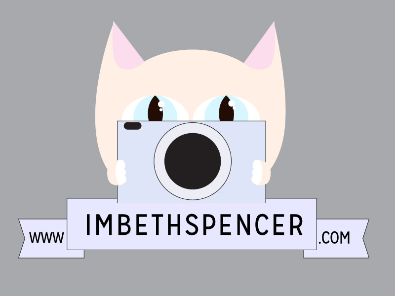 Beth Spencer watermark design