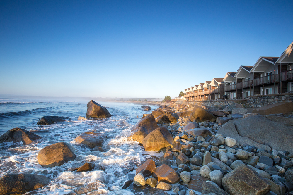 Accommodations   You can hear the ocean lap the shoreline while you relax in the lap of luxury.   Book Now