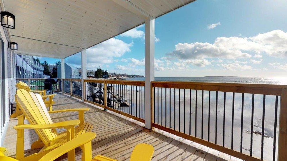 Beachfront Three Bedroom