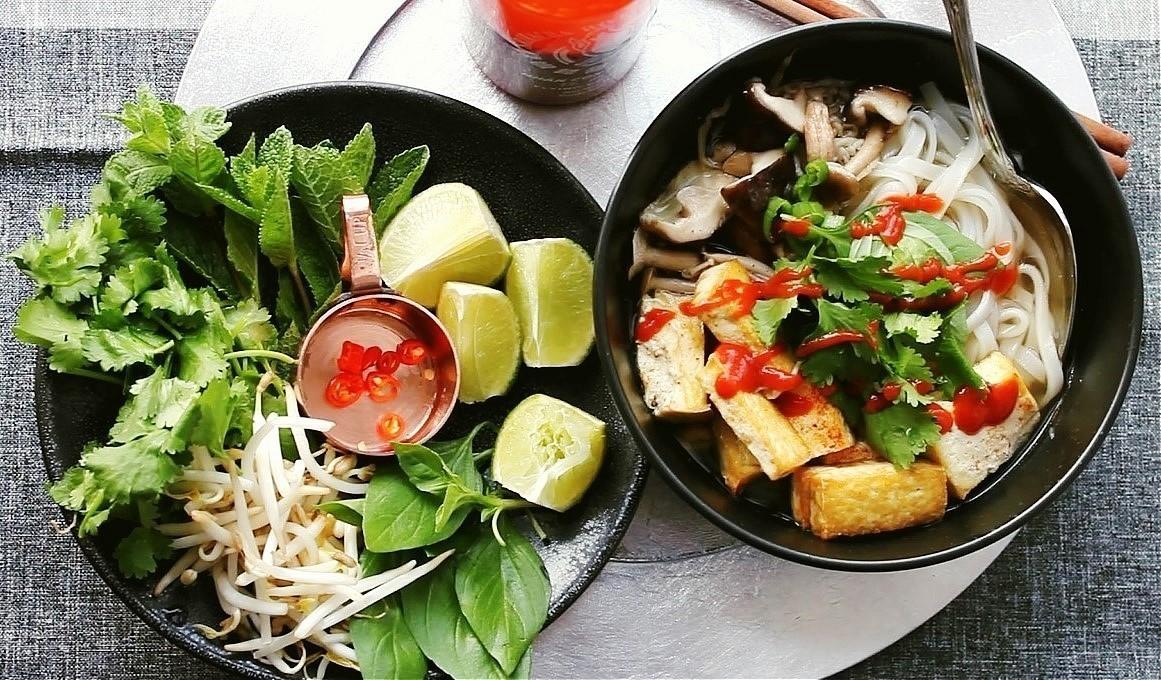 Vegan Pho Recipe — Eat Chay