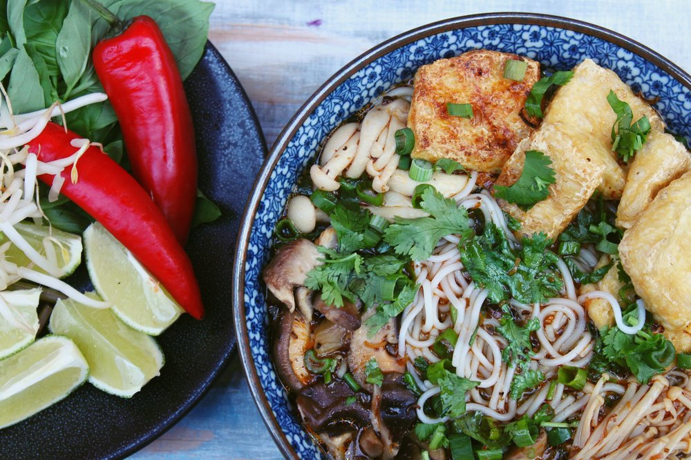 Vegan Vietnamese Supper Club - Wednesday 14th June 201710 Cable Street, London, E1 8JGClick here to purchase tickets.