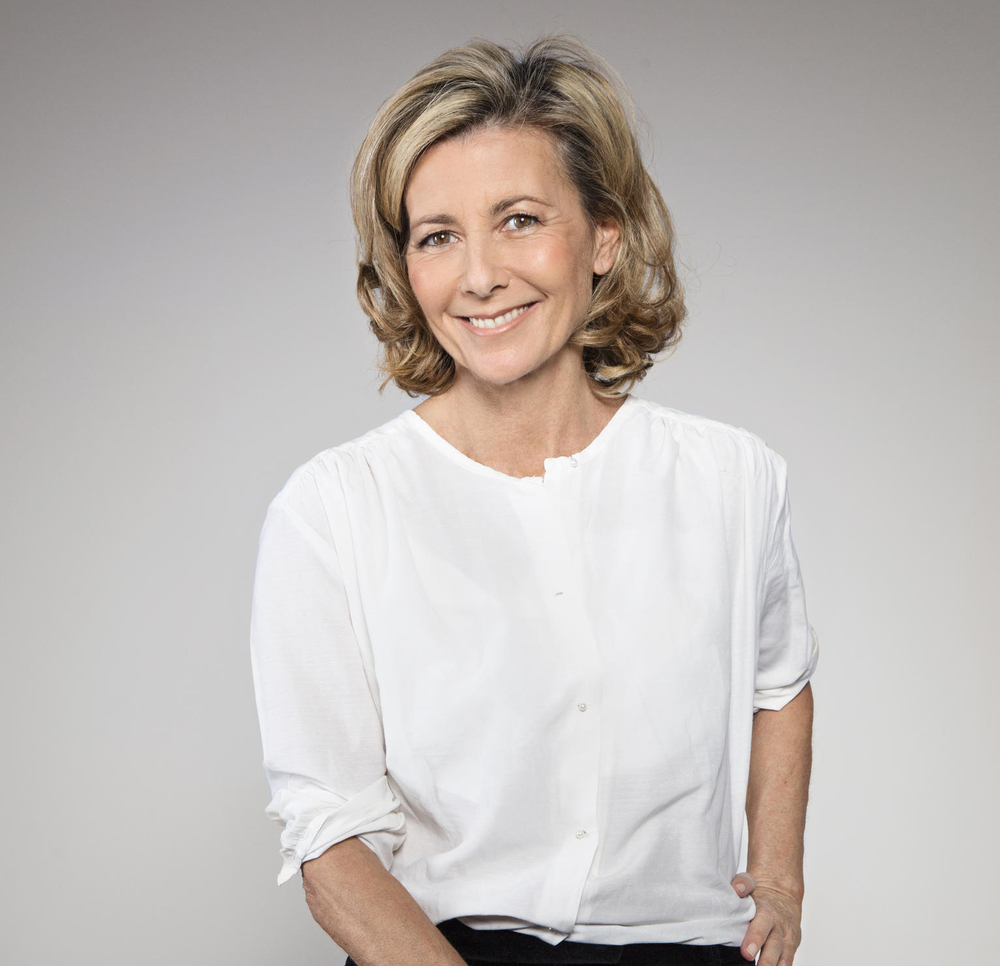Claire Chazal / France 5