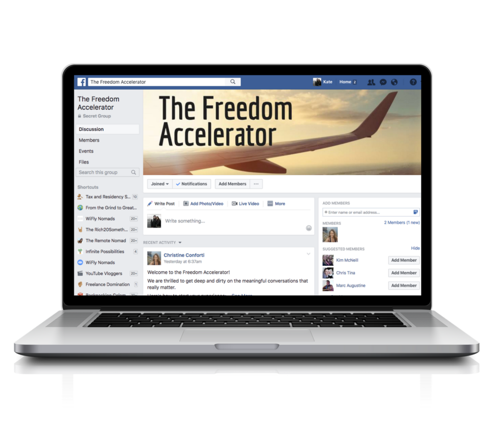 freedom-accelerator-facebook-group