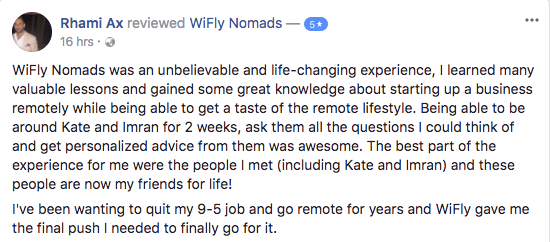 WiFly-Nomads-Participant-Review-Rhami