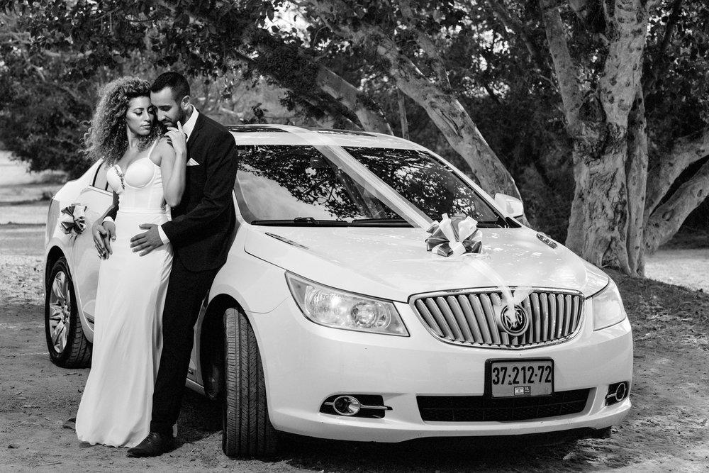 החתונה של אסתי ואביתר