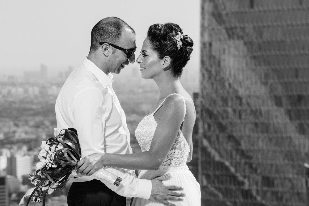 החתונה של לי ושי