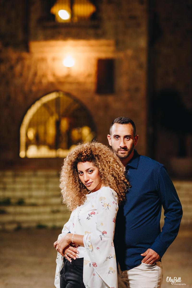 אסתי ואביתר | צילום טראש דה דרס 24