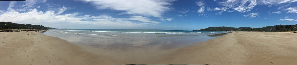 Lovely Lorne, about 2 hours West of Melbourne
