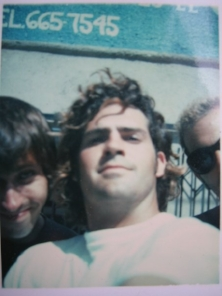 Electro-Fat:  Tom, Doyle, Eric circa '96