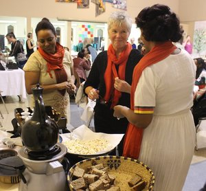 "Image result for Gems and Java Raises Money for ""Mothers with a Heart for Ethiopia"""